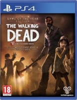 The Walking Dead: Game of the Year - Season 1 (PS4)