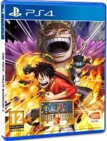 One Piece: Pirates Warriors 3 (PS4)