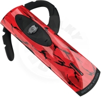 Gioteck EX-02 Red Camo Bluetooth Headset (PS3)