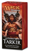 Magic: The Gathering Khans of Tarkir Event Deck