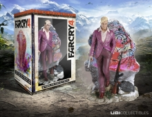 Far Cry 4 - Pagan Min - Figurine Collector