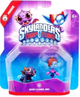 Skylanders: Trap Team - Mini Double Pack (Spry & Mini Jini)