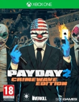PayDay 2 Crimewave Edition (XONE)