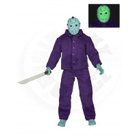 Friday the 13th - Jason Vorhees Video Game Retro Doll 21cm