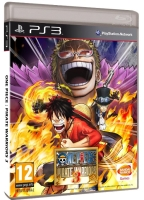 One Piece: Pirates Warriors 3 (PS3)