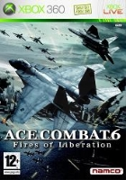 Ace Combat 6: Fires of Liberation (X360) použité
