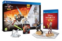Disney Infinity 3.0 Star Wars - Starter Pack (PS4)