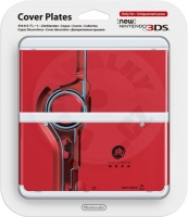 New 3DS Cover Plate Xenoblade