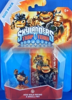 Skylanders: Trap Team - Hog Wild Fryno & Small Fry Duo Limited Pack