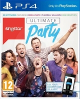 Singstar Ultimate Party (PS4)