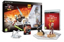 Disney Infinity 3.0 Star Wars - Starter Pack (PS3)