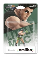 Nintendo Amiibo Smash Little Mac