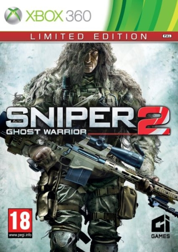 Sniper: Ghost Warrior 2 - Limited Edition (X360)