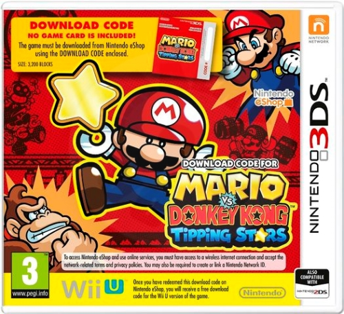 Mario vs. Donkey Kong: Tipping Stars (3DS)