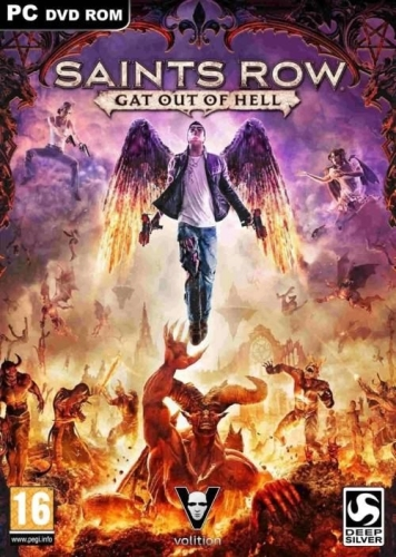 Saints Row IV: Gat out of Hell (PC)