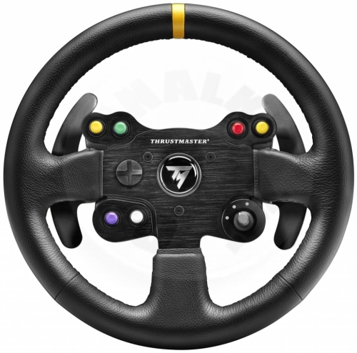 Thrustmaster Volant TM Leather 28 GT Add-On pro T300/T500/TX Ferrari 458 (PC/PS4/PS3/XONE)