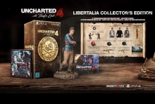 Uncharted 4: A Thief's End - Libertalia Collectors Edition (PS4)