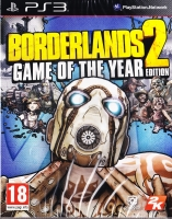 Borderlands 2 - Game of the Year Edition (PS3)