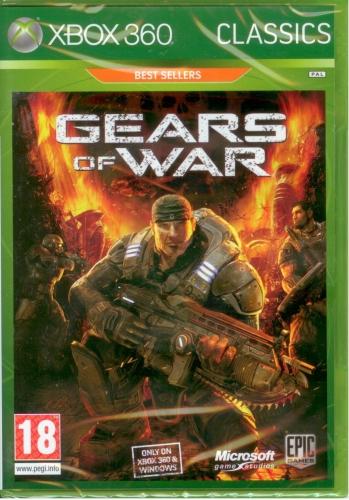 Gears of War (X360) použité
