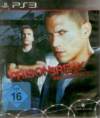 Prison Break (PS3) použité