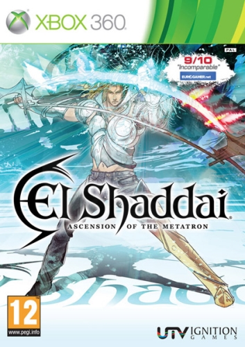 El Shaddai: Ascension of the Metatron (X360)