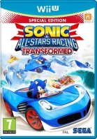 Sonic & All-Stars Racing Transformed - Special Edition (Wii U)