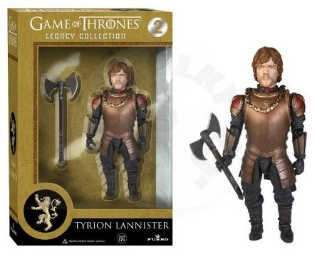 Funko Game of Thrones Series - Tyrion Lannister Action Figure 15cm