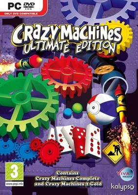 Crazy Machines - Ultimate Edition (PC)