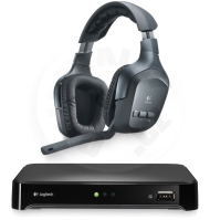 Logitech Wireless Headset F540 (PS3/X360)
