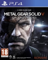 Metal Gear Solid V: Ground Zeroes (PS4) použité