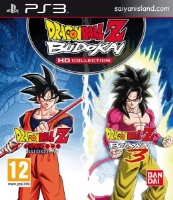 Dragon Ball Z: Budokai HD Collection (PS3)