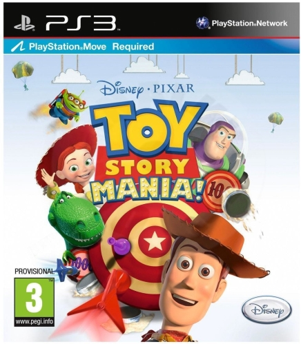 Toy Story Mania! (PS3)