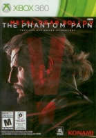 Metal Gear Solid V: The Phantom Pain (X360)