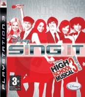 Disney Sing It - High School Musical 3: Senior Year (PS3)