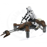Propel Star Wars 74-Z Speeder Bike Collectors Battle Drone
