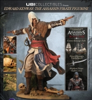 Sběratelská figurka Assassin's Creed IV: Black Flag Edward Kenway - 24 cm