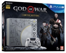 Sony PlayStation 4 Pro 1 TB God of War Limited Edition