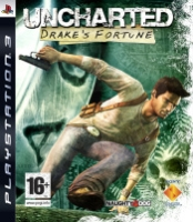 Uncharted: Drake´s Fortune (PS3) použité