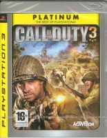 Call of Duty 3 (PS3) použité