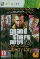Grand Theft Auto: The Complete Edition (X360)