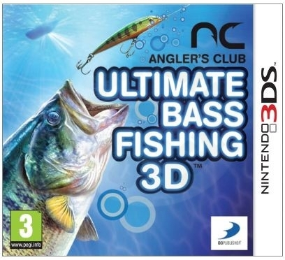 Anglers Club: Ultimate Bass Fishing 3D (3DS)