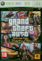 Grand Theft Auto: Episodes From Liberty City (X360) použité