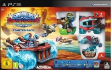 Skylanders: SuperChargers Starter Pack (PS3)