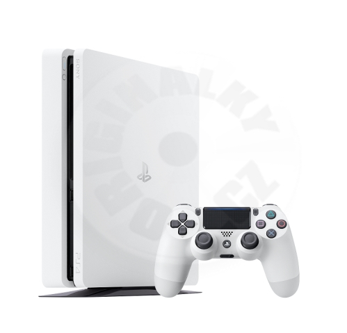 Sony PlayStation 4 Slim 500 GB Glacier White