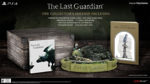 The Last Guardian - Collector´s Edition (PS4)