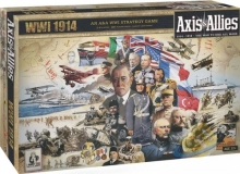 Axis and Allies - 1914 The War to End All Wars