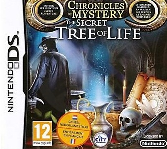 Chronicles of Mystery: The Secret Tree of Life (DS)