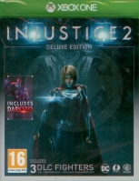Injustice 2 Deluxe Edition (XONE)