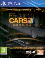 Project CARS: Game of the Years Edition (PS4) použité
