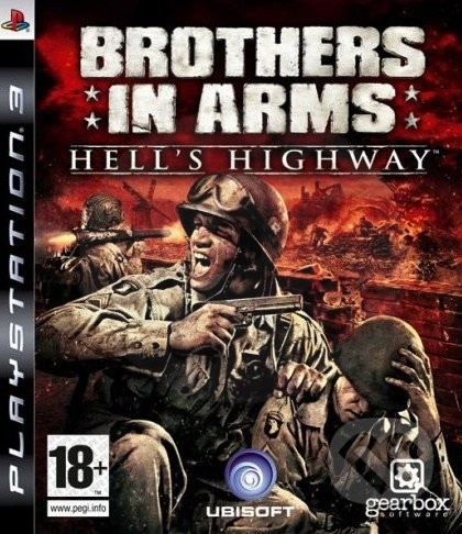 Brothers in Arms: Hell´s Highway (PS3)